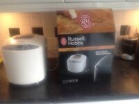 Bread maker Russell Hobs as new