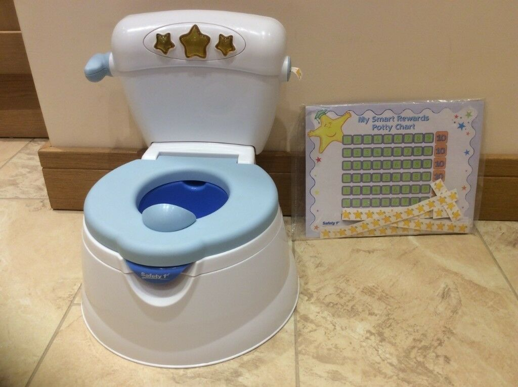 Potty Training Toilet : Baby child toddler potty training seat baby kids toilet urinal
