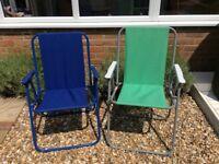 Camping/Picnic Chairs