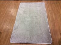 Saxony rug, brand new, bleach cleanable, 5 ft x 3 ft, bargain was £20 now £10