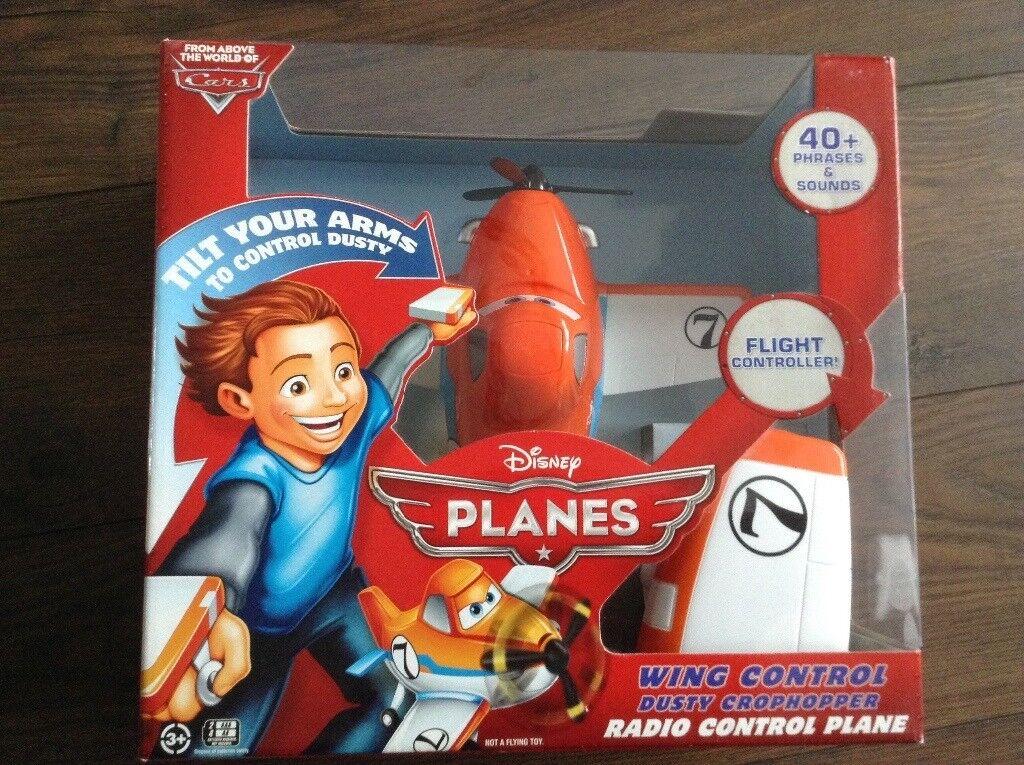 Disney 'Planes' remote control plane