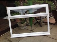 Double glazed pvc window, 5ftx4ft, sill and keys