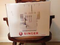 New Singer 14SH754 Overlocker Machine