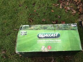 Qualcast BRAND NEW electric lawnmower
