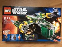 Lego Star Wars Bounty Hunter Assault Gunship.