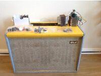 Marshall 18 watt amp kit with vintage parts project valve tube amplifier