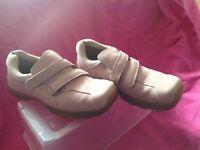 Dusky pink Doc marten shoes