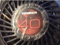 Tecumseh 40 lawnmower engine CTR156,E61002A,S9354B