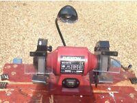 Rexon bench angle grinder