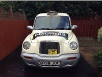 LTI TXI Black Taxi