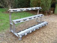 3 Tier Dumbbell Rack (Delivery Available)