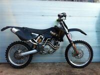 KTM 520 SXF / EXC 2002 like 525 450