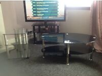 Sterio unit,tv stand,coffee table