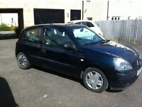 Renault Clio1400cc Auto PX or Swap BMW Mini Cooper