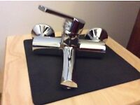 Bathroom tap mixer
