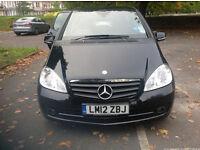 Mercedes-Benz A Class 1.5 A160 BlueEFFICIENCY Classic SE 5dr