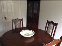Old charm dining table