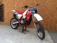 Yamaha yz80 classic