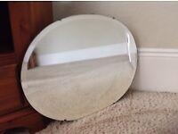 1940's mirror