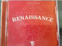James Shepherd Versatile Brass CD - Renaissance