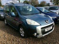 Peugeot, PARTNER TEPEE, 1.6hdi MPV FSH @ Aylsham Road Affordable Cars