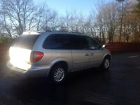 PART EXCHANGE WELCOME 7 SEATER GRAND VOYAGER. HI SPCIFICATION MODEL. MOTD AND STAMPED HISTORY