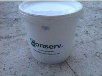 Unused Non - Hydraulic Lime Oil Mortar