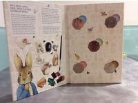 The 2016 Beatrix Potter Collectors Album complete with ALL five coins,including JEMIMA PUDDLEDUCK !!