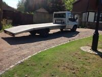 Ford transit recovery vehicle 2008