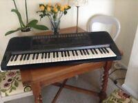 Casio keyboard CTK 1000