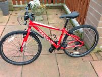 Ridgeback mountain bike X small adult