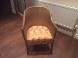 Vintage Lloyd loom chair REDZuCED