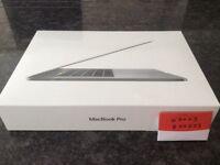 "2017 Apple MacBook Pro 15"" Touch Bar, Intel Core i7, 16GB RAM, 256GB SSD, Radeon Pro 555, Silver"