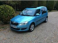 Skoda Rooster automatic only 52,000 miles