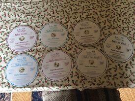 Baby Einstein DVD's