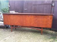 Beautiful dalescraft teak retro sideboard