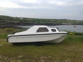 GRP boat for sale
