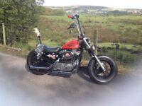 Harley sportster/chopper/bobber