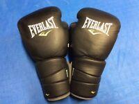 Boxing gloves 16oz genuine everlast protex3