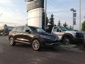 2016 Lincoln MKX Reserve **ONE OWNER**