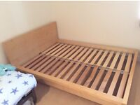 Double bed- good condition