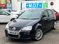 V W GOLF R32 COMPLETE REPLICA . QUAD EXHAUST.ONLY 60 K MILES....1 YEAR MOT