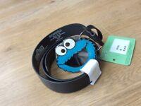 Cookie Monster belt