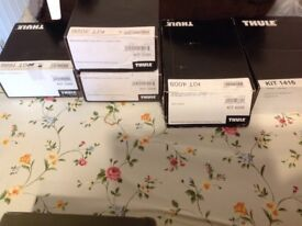 Thule roof fitment packs