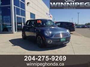 2010 Mini Cooper Essentials Package. Local trade in, very low k