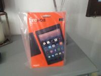 Amazon fire HD8 32gb **BNIB**