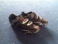 Specialized road cycling shoes size 9 excellent condition