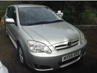 Corolla 1.6 VVT-I ,silver,one owner,PX welcome,excellent condition