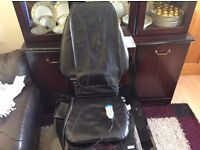 BACK MASSAGE CHAIR SEAT ( WORKING) - £30