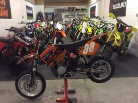 Ktm 65 sx lovely condition 2008